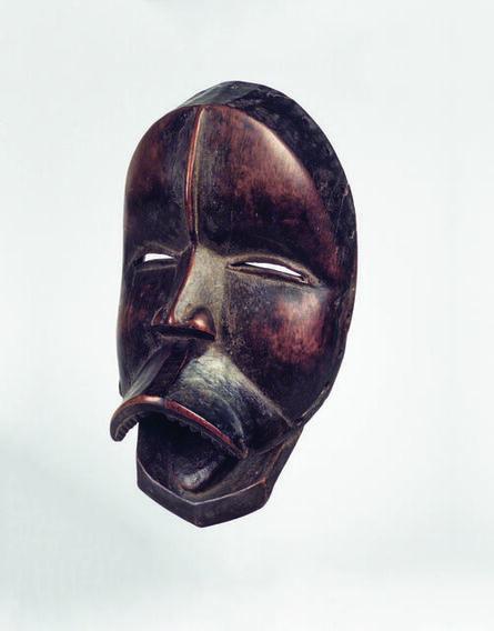 'Sengle, masque chantant (Sengle, singing mask)', c. 1920