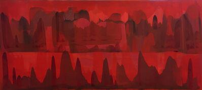 Rana Raouda, 'Red Canyon', ca. n/a
