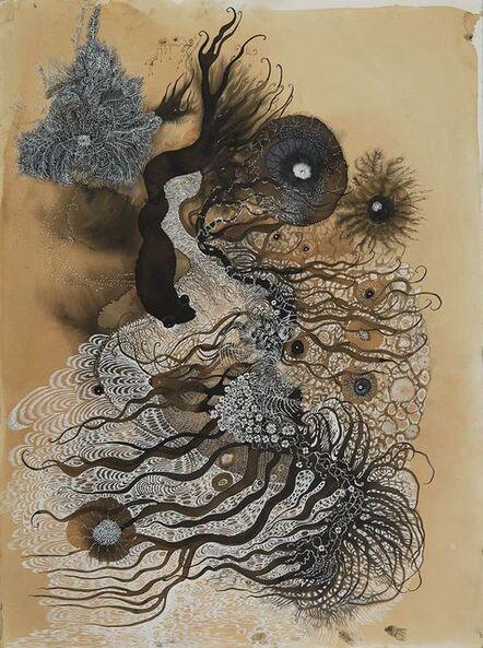 Izabella Ortiz, 'Songes Infusés', 2016