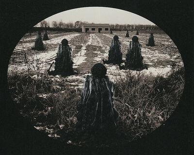 Lin Tianmiao & Wang Gongxin, 'Here ? or There ?  N°5', 2003