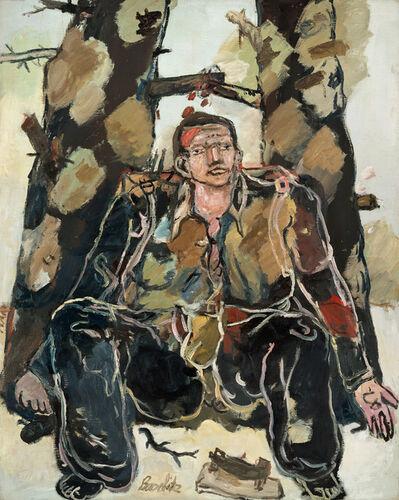 Georg Baselitz, 'Falle', 1966