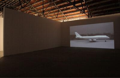 Zhu Jia 朱加, 'Never Take Off', 2002