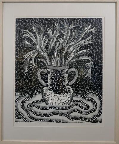 Yayoi Kusama, 'Flower AZ', 1993