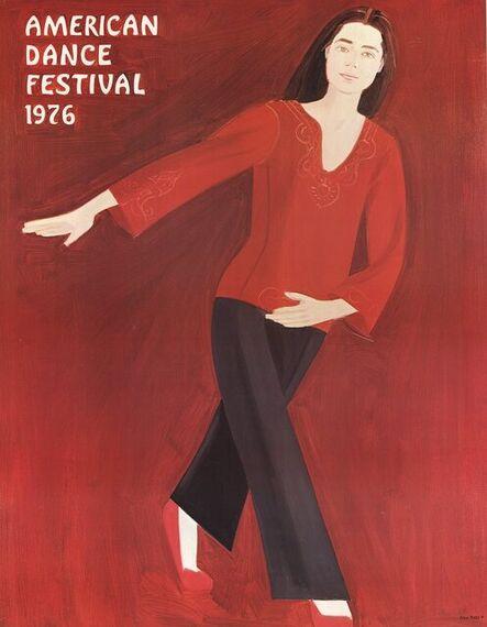 Alex Katz, 'American Dance Festival', 1976