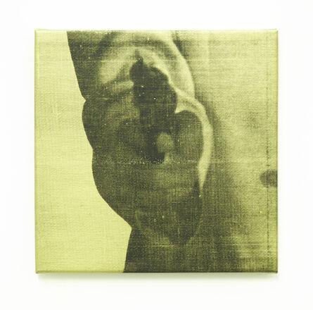 Gavin Turk, 'Small Pop Gun Gold', 2011