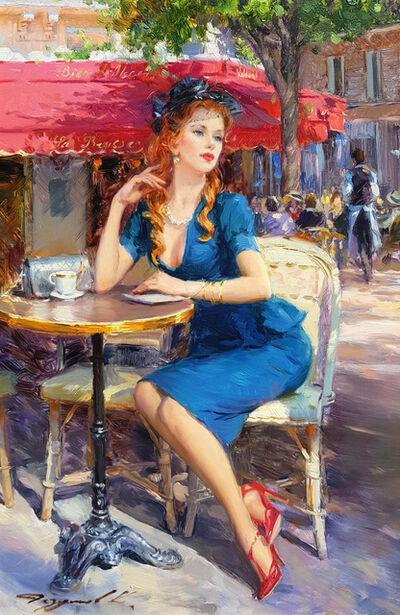 Konstantin Razumov, 'Parisian Beauty', 20th Century