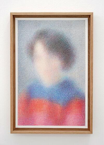 Slawomir Elsner, 'Portrait of a Young Man (Bruno)', 2020