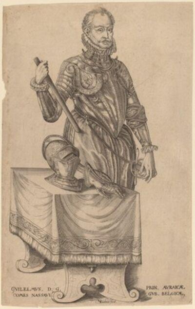 Christoffel van Sichem I, 'William of Nassau, Prince of Orange'