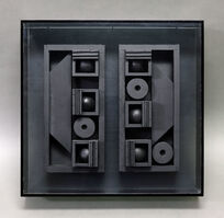 Louise Nevelson, 'Diminishing Reflection XX', 1966