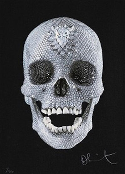 Damien Hirst, 'For The Love of God, Believe', 2007