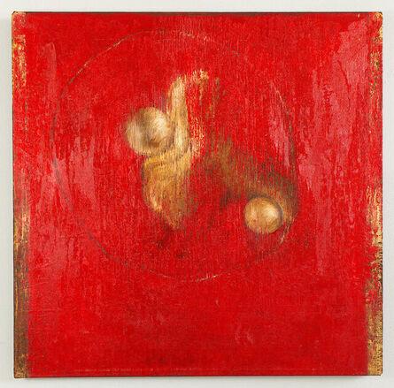 Omar Galliani, 'Perle', 1989