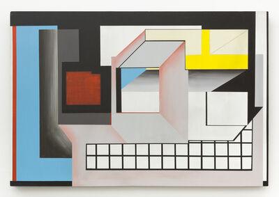 Suzanne Blank Redstone, 'Portal 2', 1967