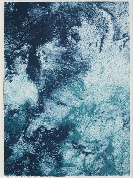Joe Goode, 'Ocean Blue 23 (Color Test Print #12)', 1990