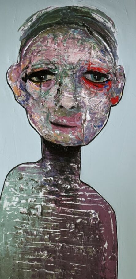Sylvain Coulombe, 'Confident II', 2020