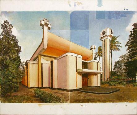 Juan Araujo, 'Sagrada Familia de Machava', 2016
