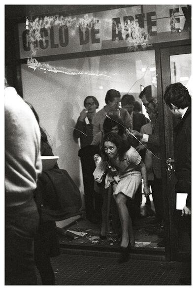 Graciela Carnevale, 'El encierro (Confinement) #40', 1968