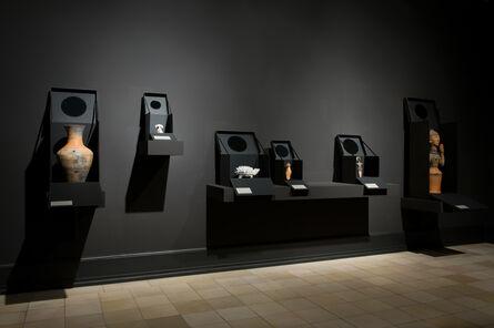 Mathilde ter Heijne, 'Experimental Archeology: Hedgehog shaped vase', 2006
