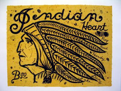 Danny Williams, 'Indian', 2003