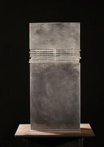 Etienne Krähenbühl, '7 Lames Mobiles (7 Moving Plates)', 2019