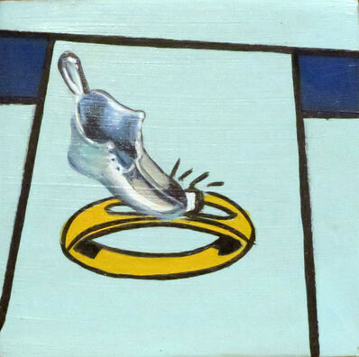 Craig Cully, 'Shoe, from the Monopoly series', 2017
