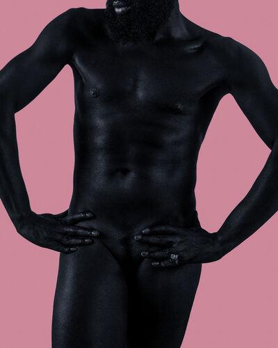 Naomieh Jovin, 'Untitled (Terrell Pink)', 2016