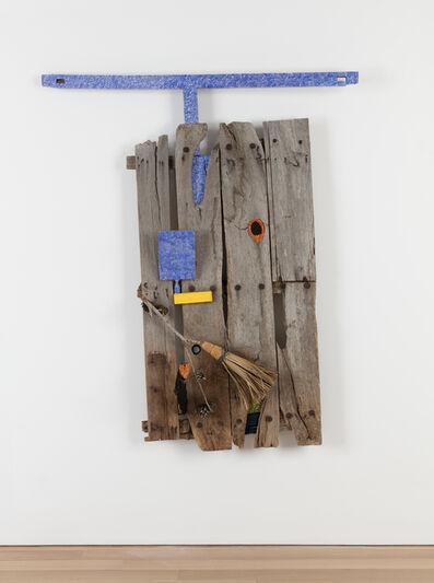 Michael Buthe, 'Toledo's Prison Door - Juan de la Cruz', 1991