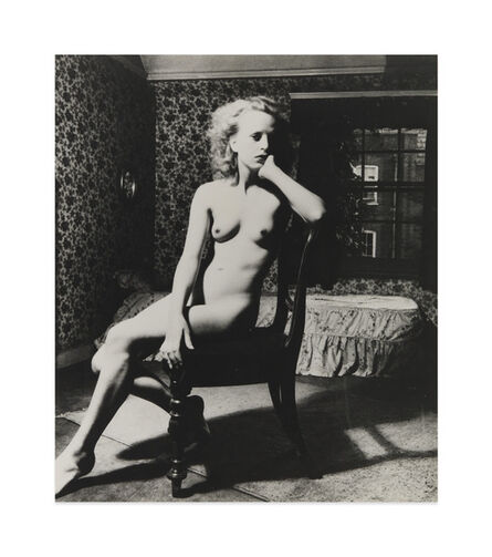 Bill Brandt, 'Nude, Hampstead', 1945