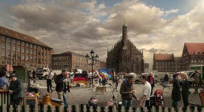 Marcelo Tinoco, 'Baviera's Square (from the series Histórias Naturais)', 2012