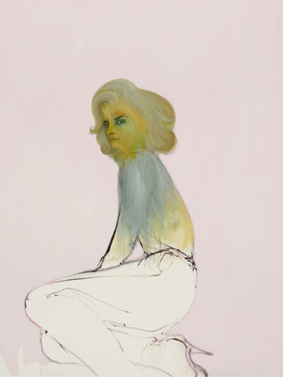 Abbey McCulloch, 'Kingfisher', 2013