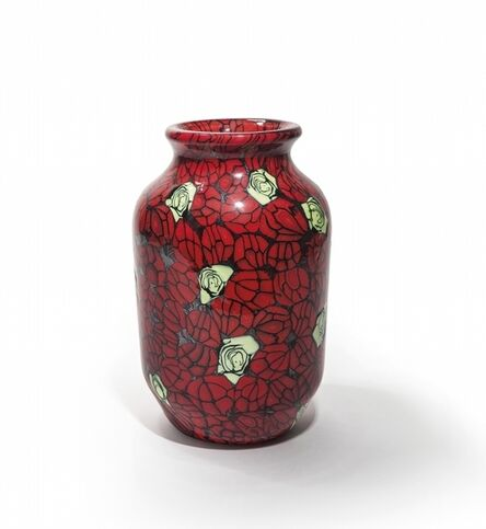 VETRERIA PAGNIN, 'A murrine vase', 2000-2002