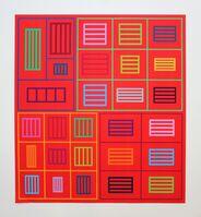 Peter Halley, 'Prisons', 2014