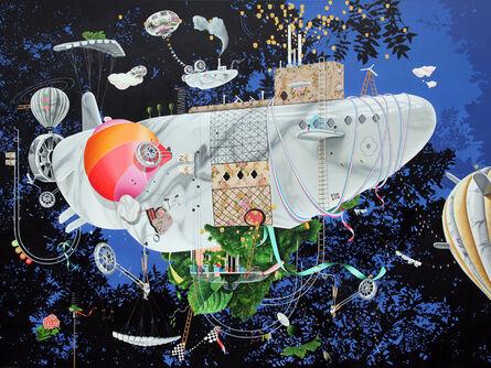Thukral & Tagra, 'Dominus Aeries -escape', 2015