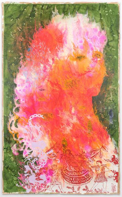 Firelei Báez, 'Those who would douse it', 2015