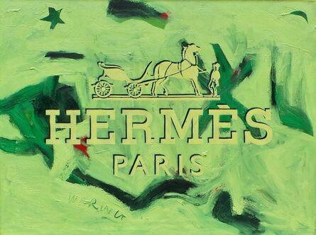 Luc Waring, 'Hermes ', 2016