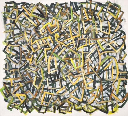 Robert Petrick, 'Yellow vs Siena', 2016