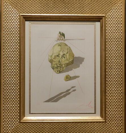 Salvador Dalí, 'Divine Comedy Hell Canto 33', ca. 1960