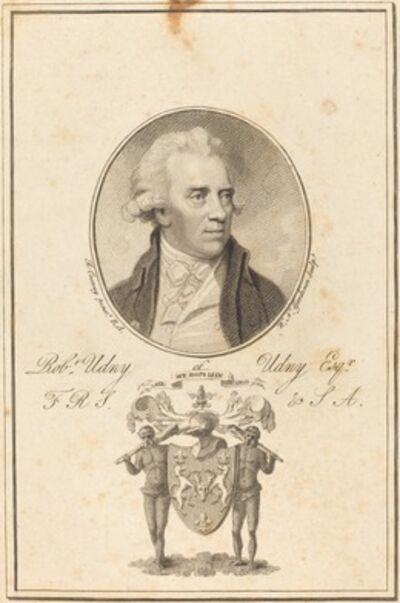 William Nelson Gardiner after Richard Cosway, 'Robert Undy'