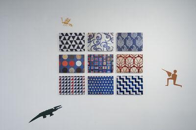 Chant Avedissian, 'Pattern Stencils 1991-1999', 2016