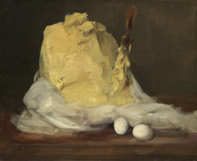 Antoine Vollon, 'Mound of Butter', 1875/1885