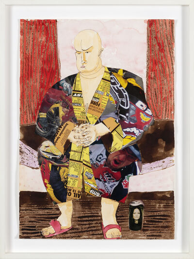 Grayson Perry, 'Untitled (Sumo)', 1997