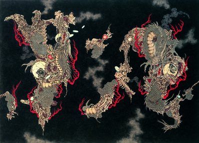 Takato Yamamoto, 'Coffin of dragon 3', 2010