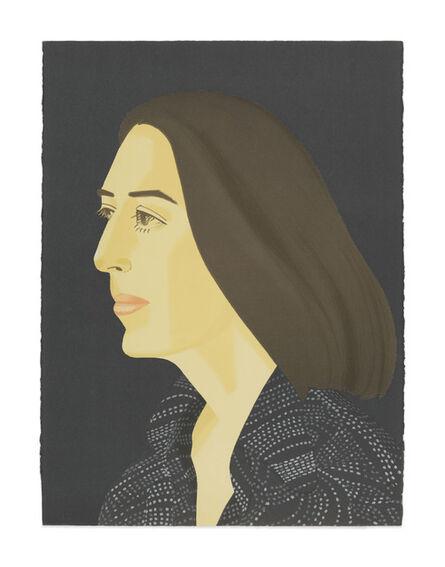 Alex Katz, 'Ada Four Times #2', 1979-1980
