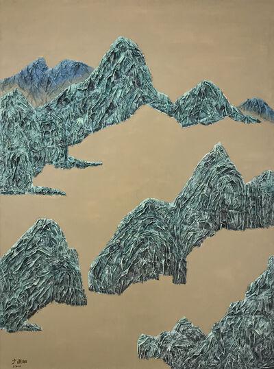Wu Shaoxiang 吴少湘, '山水 3; Mountains, No.3 ', 2010
