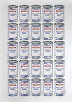 Banksy, 'BANKSY TESCO VALUE TOMATO SOUP CANS', 2006