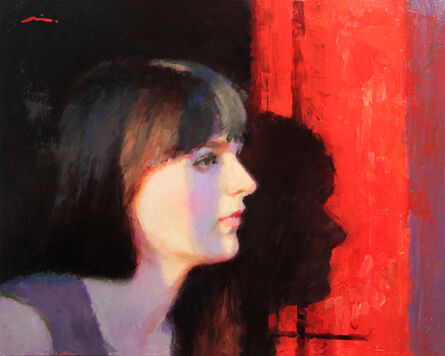 Mia Bergeron, 'Resist', 2015