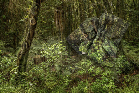 Ingrid Weyland, 'Topographies of Fragility I', 2019