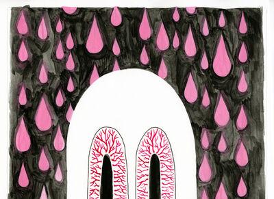 Trenton Doyle Hancock, 'Fear Drawing', 2008