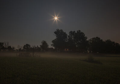 Jeanine Michna-Bales, 'Lying Low, William Cornell House, outside Auburn, Indiana', 2014