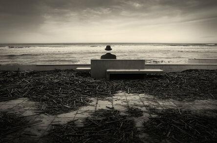 César Blay, 'Medio humanos', 2015