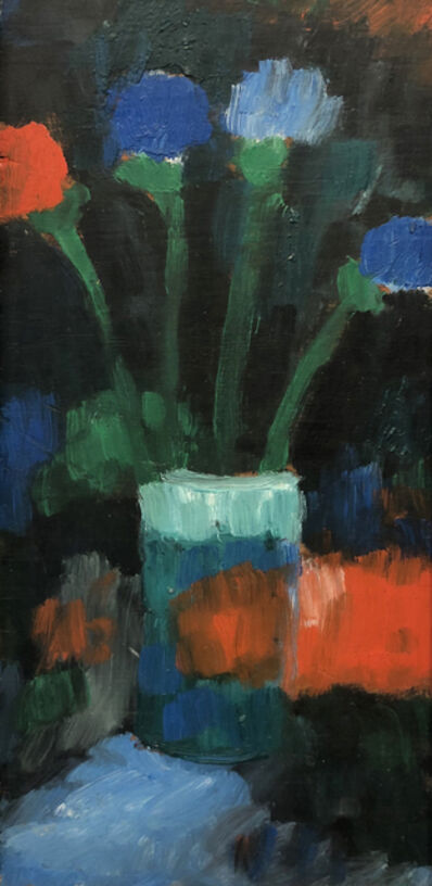 Jan Müller (1922-1958), 'Flowers of Passion, No. 1', 1956